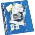 ELBA Sachet de 10 pochettes perforées à Zip en PVC 14/100. Format A4, 11 trous