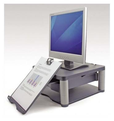 FELLOWES Support écran Premium plus gris graphite recyclé