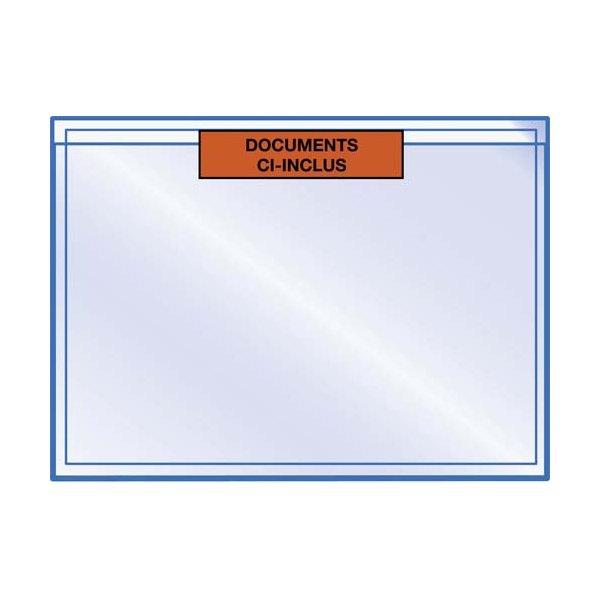 5 ETOILES Boîte de 1000 pochettes pour documents Ci Inclus format 16 x 22 cm (photo)