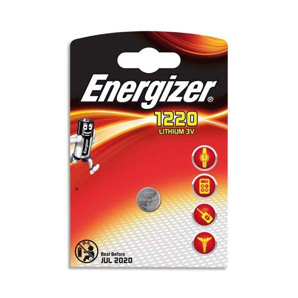 ENERGIZER Blister de 1 pile lithium CR122 (photo)