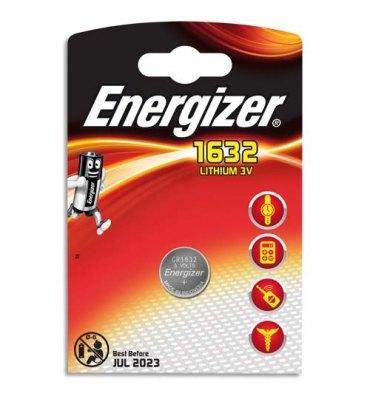 ENERGIZER Blister de 1 pile lithium CR1632
