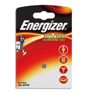 ENERGIZER Blister de 1 pile montre 377/376