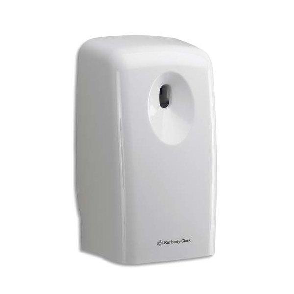 KIMBERLY Diffuseur de parfum Aquarius, 2 piles LR14 fournies - 12,5 x 21,2 x 8,7 cm blanc