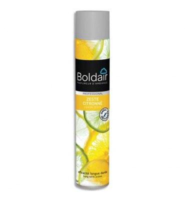 BOLDAIR Désodorisant d'atmosphère 500 ml parfum Citron Professional