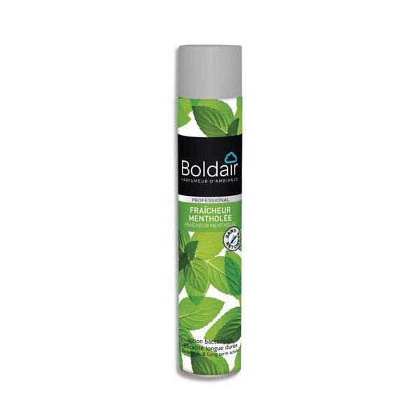 BOLDAIR Désodorisant d'atmosphère 500 ml parfum Fraîcheur mentholée Professional (photo)