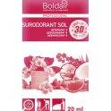 BOLDAIR Boîte 100 doses 20 ml 3D Sur-odorant sols détergent désodorisant désinfectant Délices fruits rouges