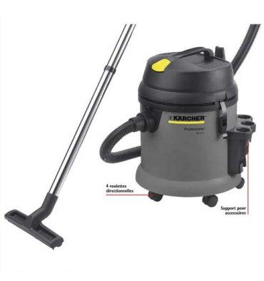 KARCHER Aspirateur eau et poussière Pro NT27/1, 1380 Watts, dépression 18 kpa, capacité 24 litres
