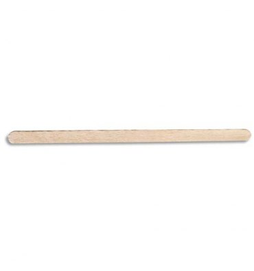 BIOWARE BY HUHTAMAKI Sachet de 1000 agiteurs en bois - Longueur 14 cm