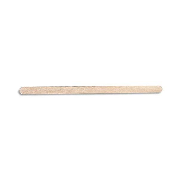 BIOWARE BY HUHTAMAKI Sachet de 1000 agitateurs en bois - Longueur 14 cm