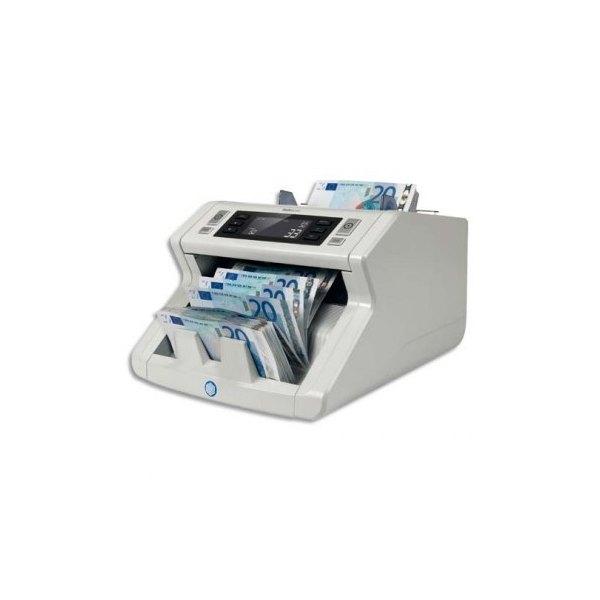 SAFESCAN Compteuse de billets 2210 blanche avec détection UV