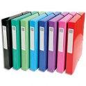 EXACOMPTA Boîtes de classement IDERAMA A4 dos de 40 mm, coloris assortis