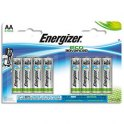 ENERGIZER Blister de 8 piles AA LR06 Eco Advanced