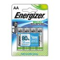 ENERGIZER Blister de 20 piles AAA LR03 Eco Advanced
