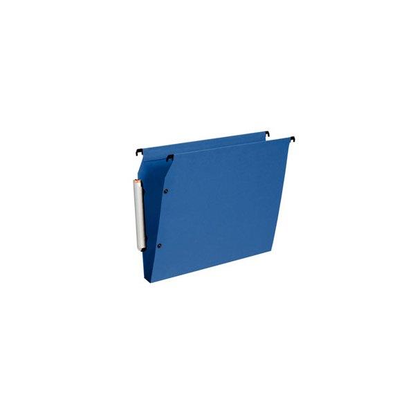 ESSELTE Paquet de 10 dossiers suspendus ARMOIRE en polypropylène opaque. Fond 50 mm, bout