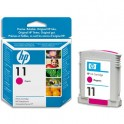 HP Cartouche jet d'encre magenta n°11 C4837AE