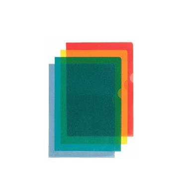 ESSELTE Boîte de 100 pochettes-coin Copy Safe en polypropylène 11/100e, coloris vert