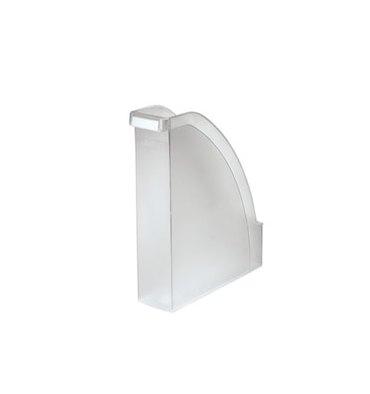 LEITZ Porte revues Leitz Plus - Transparent (hxp) 30 x 27,8 cm - Dos 7,8 cm