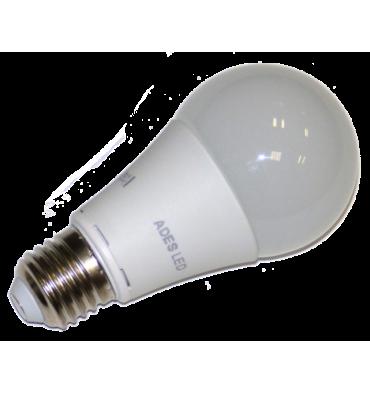 ADES Carton de 5 ampoules LED Standard dépolie 10W E27