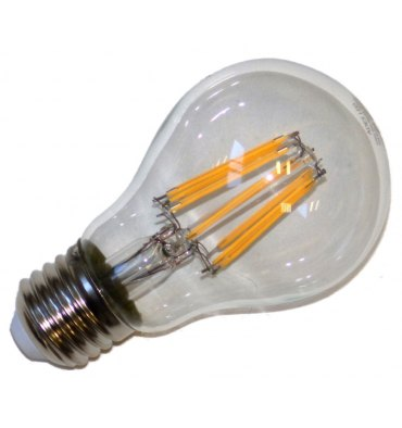 ADES Carton de 10 ampoules LED Standard COG Claire 8W