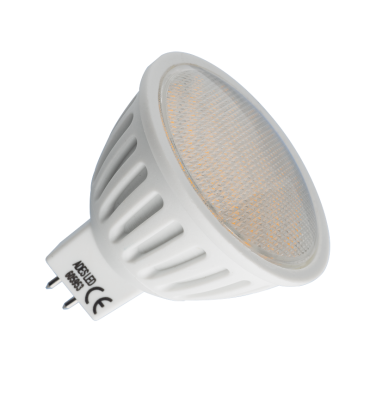 ADES Carton de 10 réflecteurs LED 12V - GU 5.3