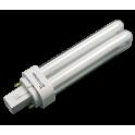 ADES Carton de 10 ampoules Fluocompacte Eco D (Starter incorporé) 18W