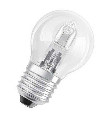 ADES Carton de 10 ampoules Halogène Sphérique 18W E27
