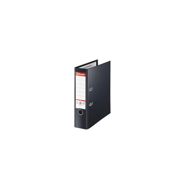 ESSELTE Classeur à levier dos de 8 cm format Maxi Plus noir