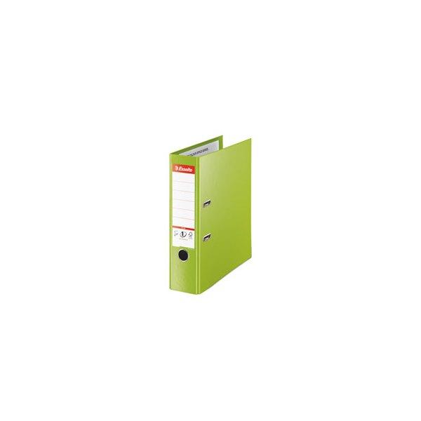 ESSELTE Classeur à levier dos de 8 cm format Maxi Plus vert