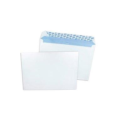 GPV Boîte de 500 enveloppes C6 114 x 162 mm blanches auto-adhésives 90g