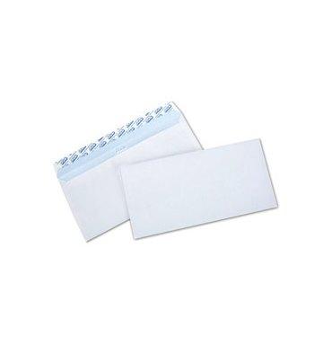 GPV Boîte de 500 enveloppes DL 110 x 220 mm blanches auto-adhésives 90g