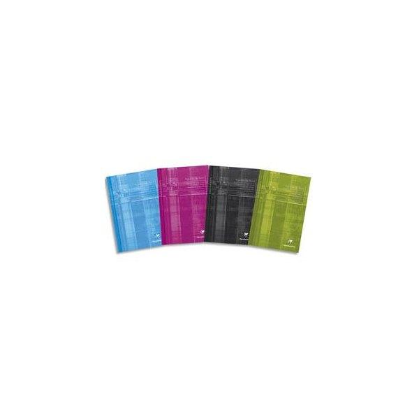 CLAIREFONTAINE Agenda de bord non millésimé 21 x 29,7 cm 72 pages (coins prédécoupés). Couverture pelliculée