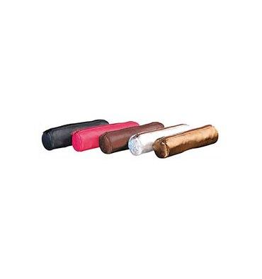 ELBA Fourre-tout rond unicolore 22 x 6 x 6 cm - 6 couleurs assorties fonçées
