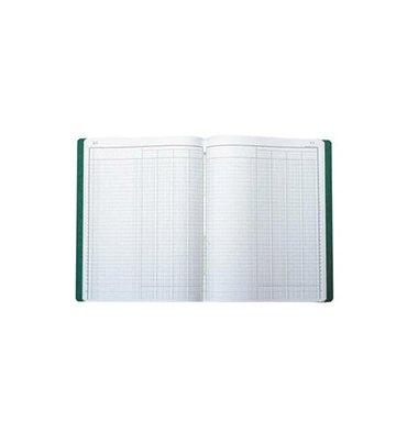 LE DAUPHIN Piqûre trace comptable folioté 19,5 x 30 cm 80 pages 3 colonnes