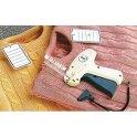 AVERY Pistolet textile standard. Livré sans attaches. Coloris bleu / gris