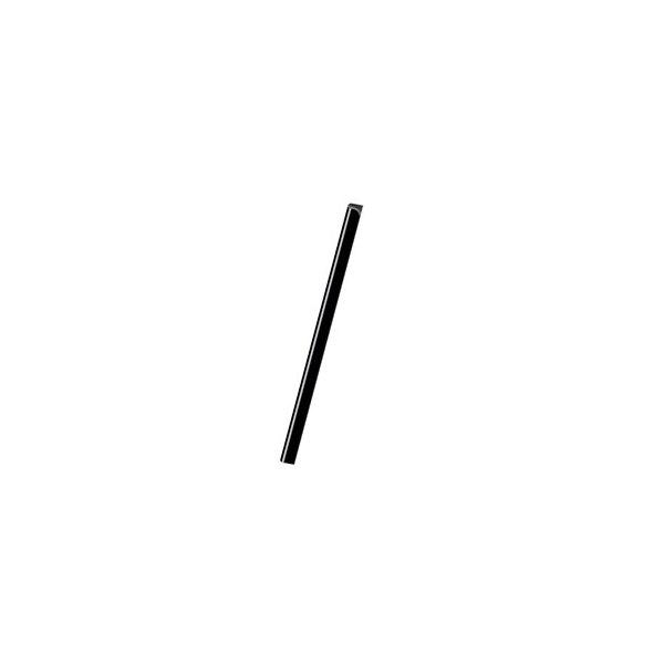 EXACOMPTA Boîte de 25 baguettes à relier manuelles Serodo 6 mm noir