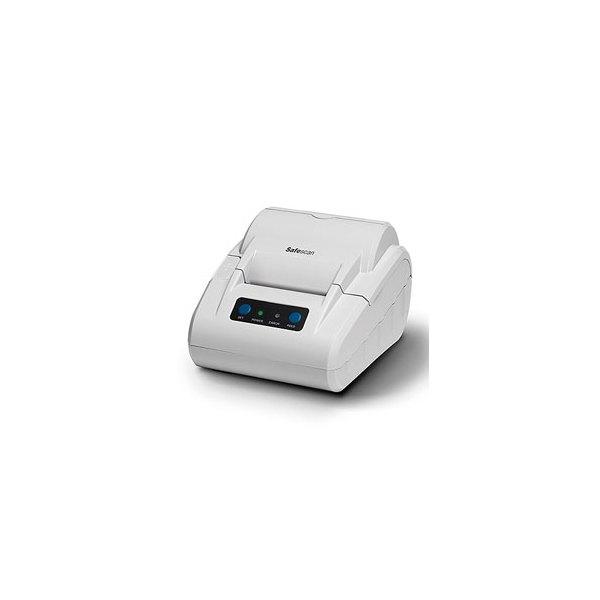 SAFESCAN Imprimante Thermique pour Compteuse billets et pièces - vitesse: 50mm/s - 18,2 x 90 x 11 cm
