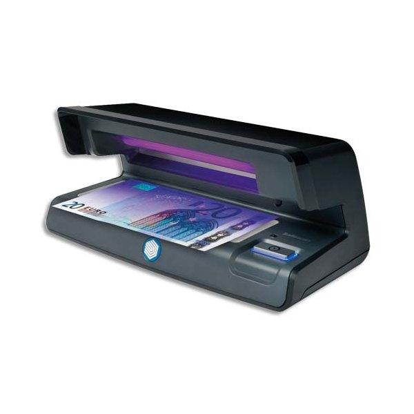 SAFESCAN Détecteur de faux billets 70 noir - Dimensions : 20,6 x 10,2 x 9 cm