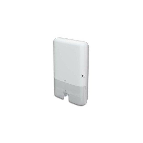 TORK Distributeur pour essuie-mains interfoliés Xpress H2 - 30,3 x 44,4 x 10,3 cm blanc semi transparent