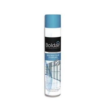 BOLDAIR Destructeur d'odeurs aérosol 500ml odeurs neutres