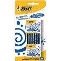 BIC Cartouche pour stylo à plume encre bleue STYPEN INTERNATIONALE COURTE en blister de 24