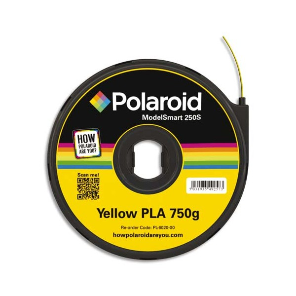 POLAROID Cartouches de filament jaune (photo)