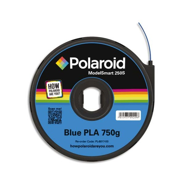 POLAROID Cartouches de filament bleu (photo)