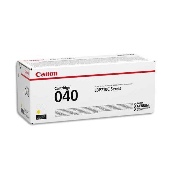 CANON Cartouche toner laser jaune 040