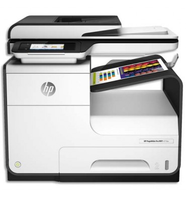 HP Imprimante PageWide Pro 477dw