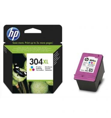 HP Cartouche jet d'encre couleur n°304XL
