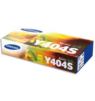 SAMSUNG Toner laser Jaune CLT-Y404S
