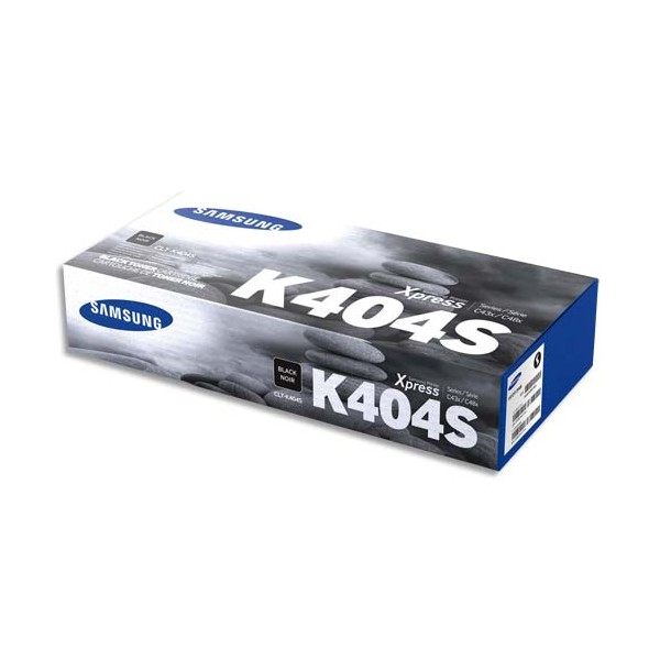 SAMSUNG Toner laser Noir CLT-K404S