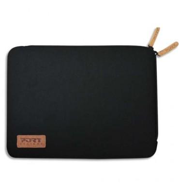 "PORT DESIGNS Folio torino sleeve Noir 15,6"""