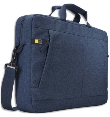 "CASE LOGIC Sacoche URBAIN nylon PC 13"" à 15,6""+ Compartiment tablette Bleu HUXA115B"