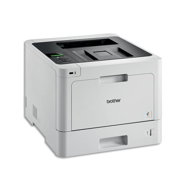 BROTHER Imprimante laser couleur Réseau WiFi et Recto-Verso HL-L8260CDW (photo)